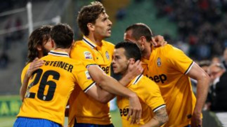 Llorente y Giovinco fueron las figuras de la 'Vecchia Signora' en su vic...