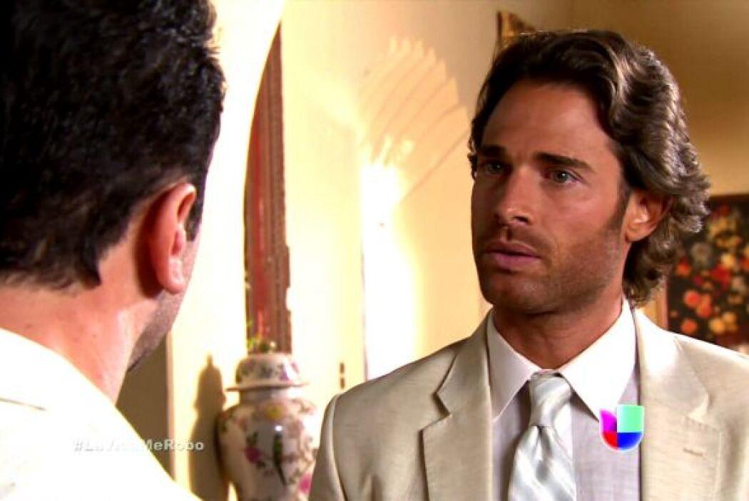 """¡Pero se equivocó! """"Alejandro"""" descubrió que """"Monserrat"""" lo engañaba con..."""