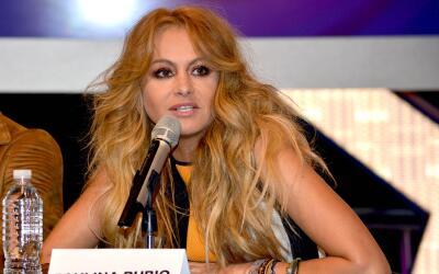 Paulina Rubio presenta 'La Apuesta'