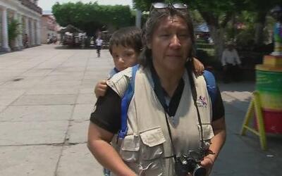 Conoce la historia de una fotógrafa mexicana que supo salir adelante