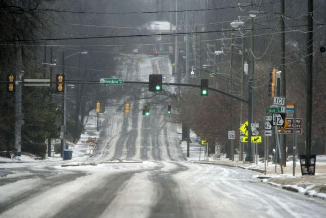 El jueves el Servicio Meteorológico Nacional (SMN) advirtió a la poblaci...