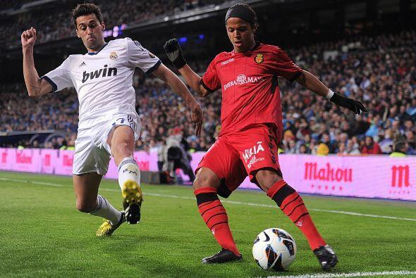 Real MAdrid recibió al Mallorca y comenzó con problemas, aunque terminó...