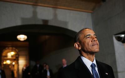 Hace siete años, Obama celebraba su mayor triunfo legislativo, ho...
