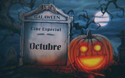 Prepárate para el Galaween cine especial