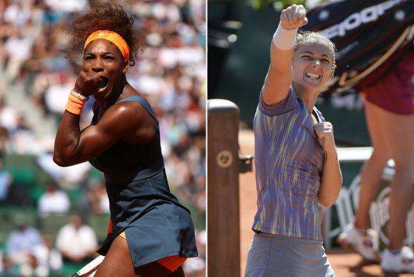 El boleto para la final será disputado por la estadounidense Serena Will...
