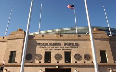 Soldier Field Stadium, casa de la Copa América Centenario en IL