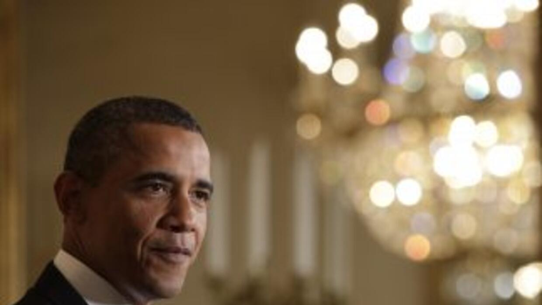 El presidente de EU, Barack Obama.