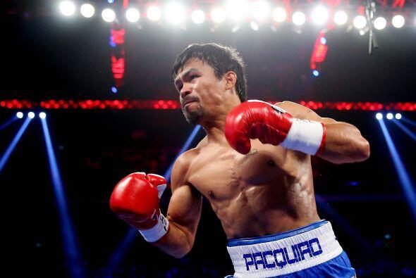 Manny Pacquiao desea con más ganas que nadie que finalmente se cumpla la...
