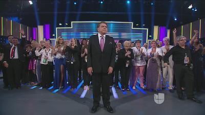 Don Francisco dice adiós a 53 años en la televisión