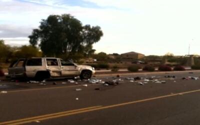 'Arizona en un Minuto': autoridades del condado Maricopa reportaron un a...