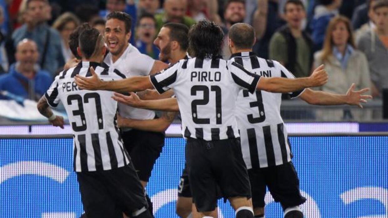 Alessandro Matri anotó el gol del triunfo de la Vecchia Signora en la fi...