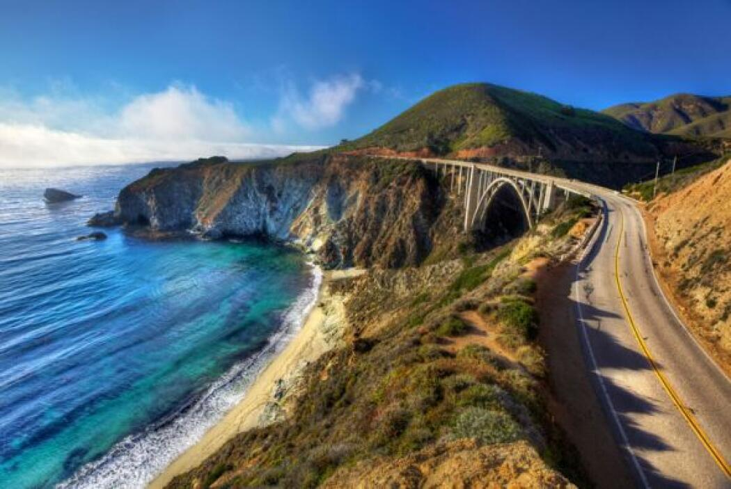 Highway 1, Big Sur, California  (Foto: Daniel Peckham)