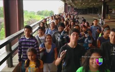 Se cumple el sueño de cientos de estudiantes indocumentados