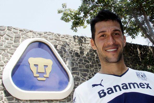 Al terminar el Apertura 2013 decide salir de equipo para volver a Espa&n...