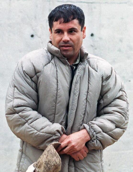 Chapo Guzman 1993