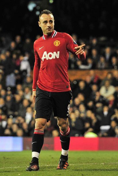 El quinto gol llegó y el United goleó para seguir la estel...