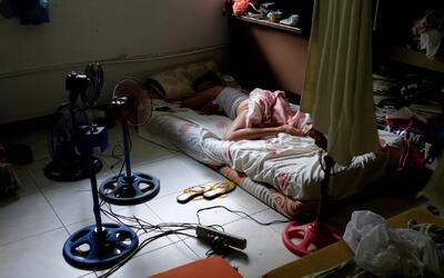 El sueño roto de los cubanos que se quedaron a mitad de camino