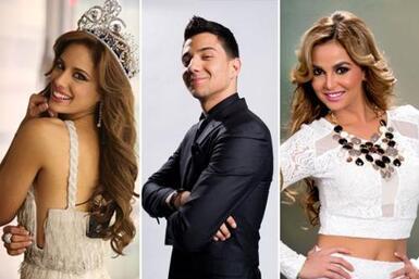 Aleyda Ortiz, Luis Coronel y Carolina Macallister estarán bien juntitos....