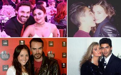 Actores que se enamoraron en el set