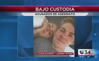 Una joven y su novio son acusados del asesinato de sus abuelos
