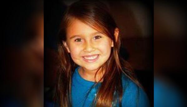 Isabel Celis, la menor desaparecida hace cinco años.