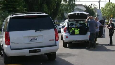 Explosión en una vivienda de North Hollywood deja a tres personas heridas