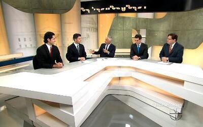 Jorge Ramos fue Al Punto sobre qué podemos esperar del tercer debate pre...
