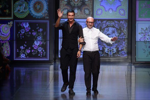 Domenico Dolce y Stefano Gabbana  Delito: Un tribunal condenó a los crea...
