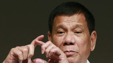 El presidente Rodrigo Duterte ha confesado haber matado al menos a 6 per...