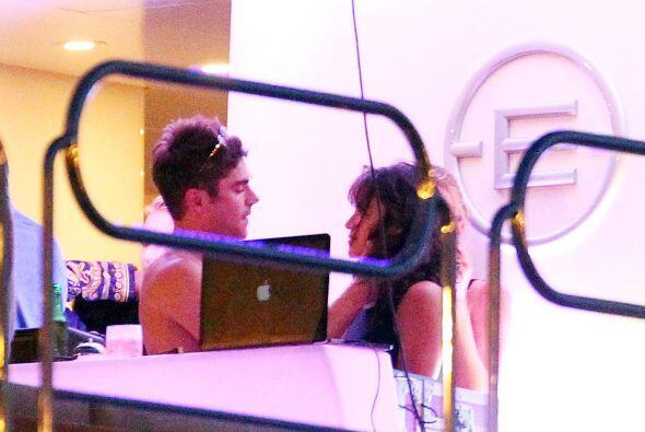 La última vez que vimos a Michelle Rodríguez, besaba apasi...