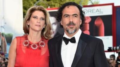 Alejandro González Iñarritu presentó 'Birdman' en el Festival de Venecia