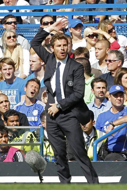 Pero sin dudas el mejor es el DT del Chelsea. André Villas Boas s...