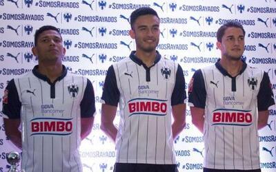 Monterrey presentó su tercer uniforme para el Clausura 2015. La vestimen...