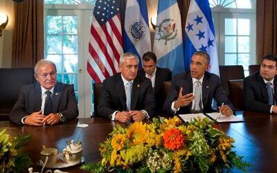 ¿No Lo Viste?: Obama da primer paso para resolver la crisis de niños los...