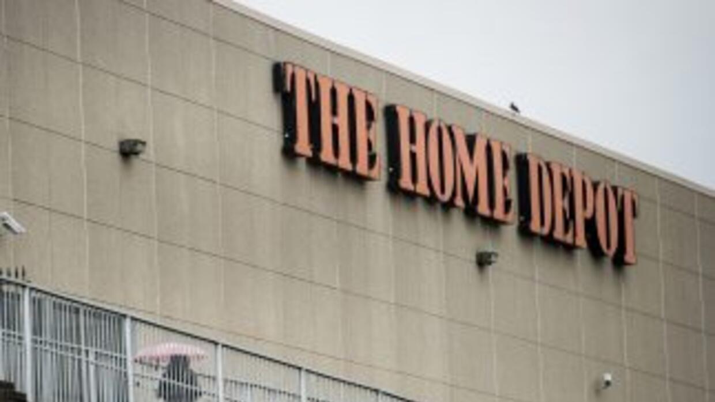 Home Depot, la cadena más grande del mundo de artículos para el hogar.