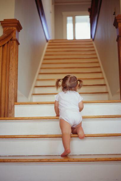 Perseverancia: Nada más inspirador que ver a un pequeñito...