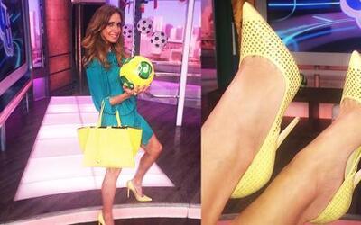 Zapatos 101 con Lili Estefan: El pedicure más caro del mundo