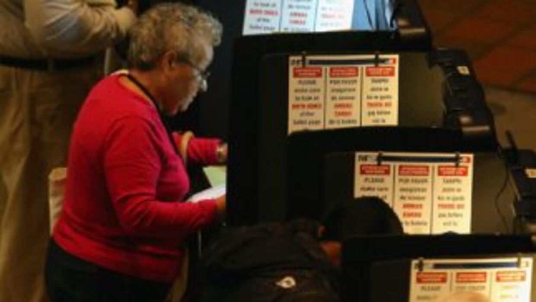 En 2012, los latinos representan el 11% del total de los electores en el...
