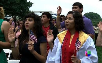 Republicanos en la Cámara Baja trabajarían en Ley para 'Dreamers'