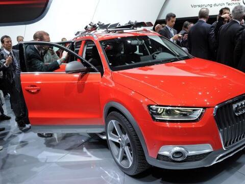 La Audi Q3 Vail fue nombrada así en honor al famoso centro deport...