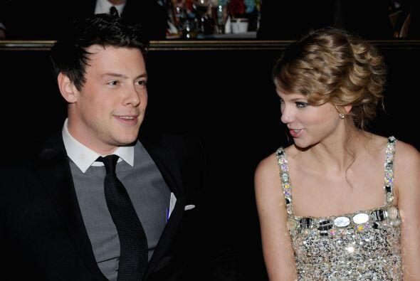 Después corrió el rumor de que Swift había estado saliendo con el actor...