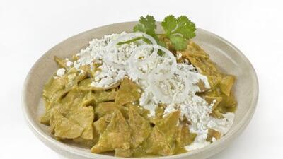 A chuparse los dedos probando este delicioso platillo mexicano.