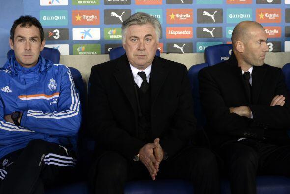 El técnico Carlo Ancelotti conocía la dificultad que puede...