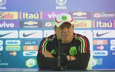 Los 11 de Herrera para enfrentar a Brasil