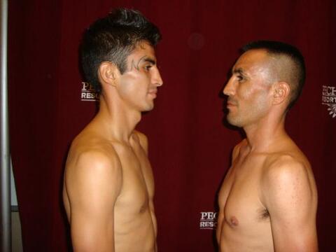 Iván Morales, hermano de Erik 'Terrible' Morales, hará su debut en Estad...