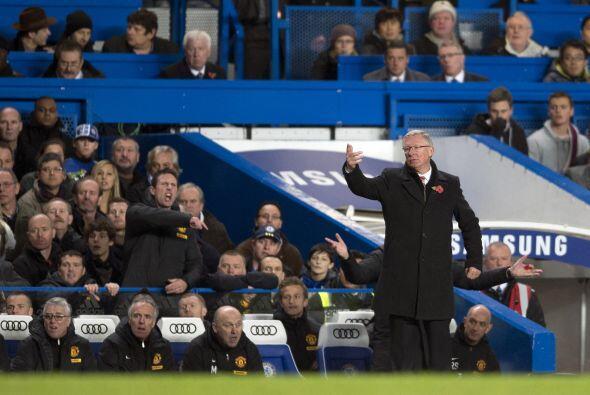 Los astros de esta semana son dirigidos por Sir Alex Ferguson, quien con...