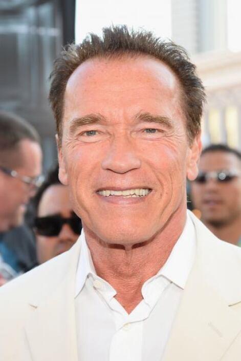 Arnold Schwarzenegger: De origen austriaco, adquirió la ciudadanía estad...