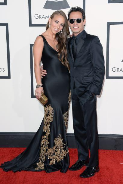 Al final, el amor entre Marc Anthony y Chloe Green no prosperó y...