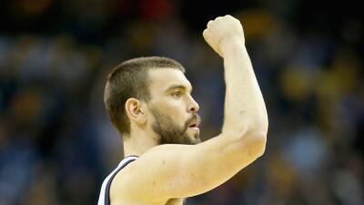 El menor de los Gasol ha pasado toda su carrera en las NBA, de siete año...