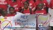 Marchan exigiendo aumento de escuelas Charter